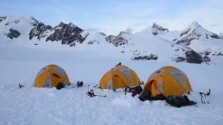 Recreating Shackleton's South Georiga Trek
