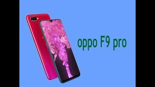 Oppo F9  Specs and Price Has 6 3 inch Display