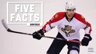 Five Facts: Florida Panthers Aaron Ekblad