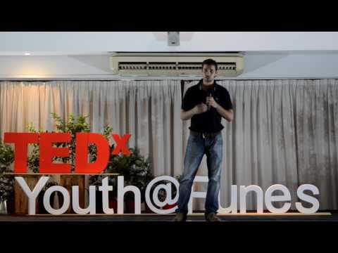 """""""El trabajo de buscar trabajo""""  Ignacio Vottero  TEDxYouthFunes"""