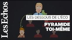 La pyramide de Ponzi : histoire d'une escroquerie qui continue de faire des victimes