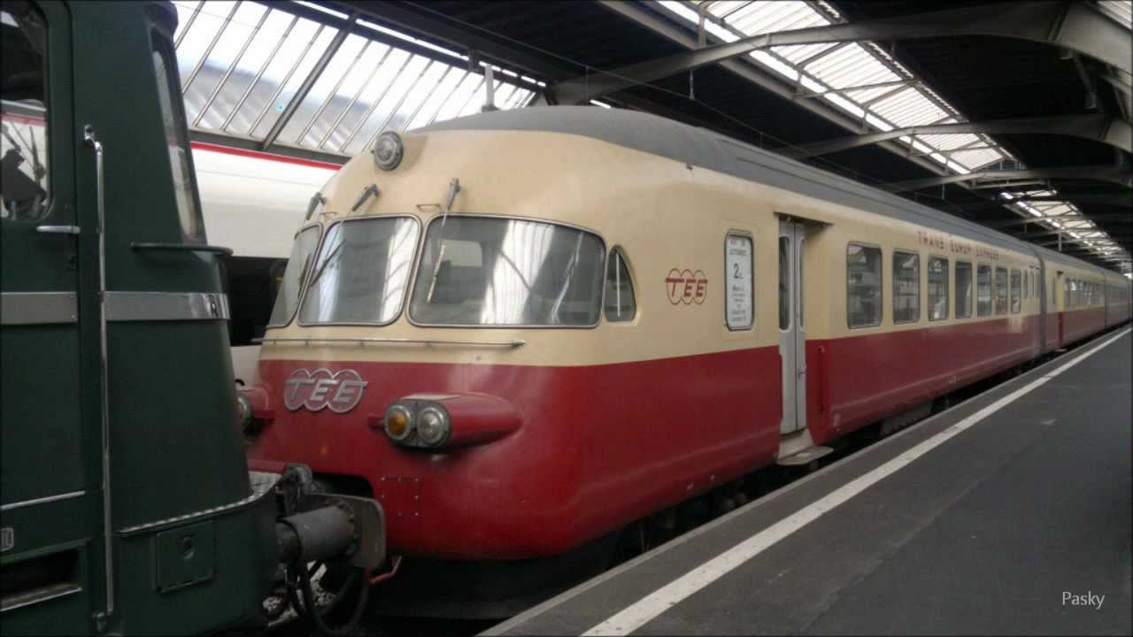Tee Trans Europa Express Youtube