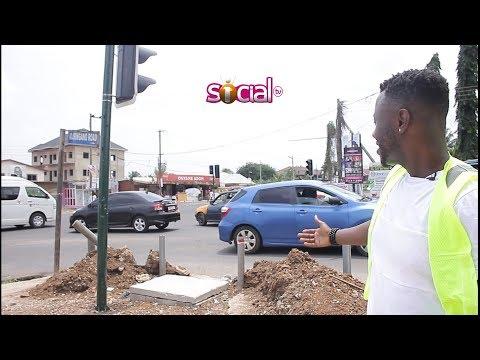 DJ Mensah Directs Traffic - The Dare