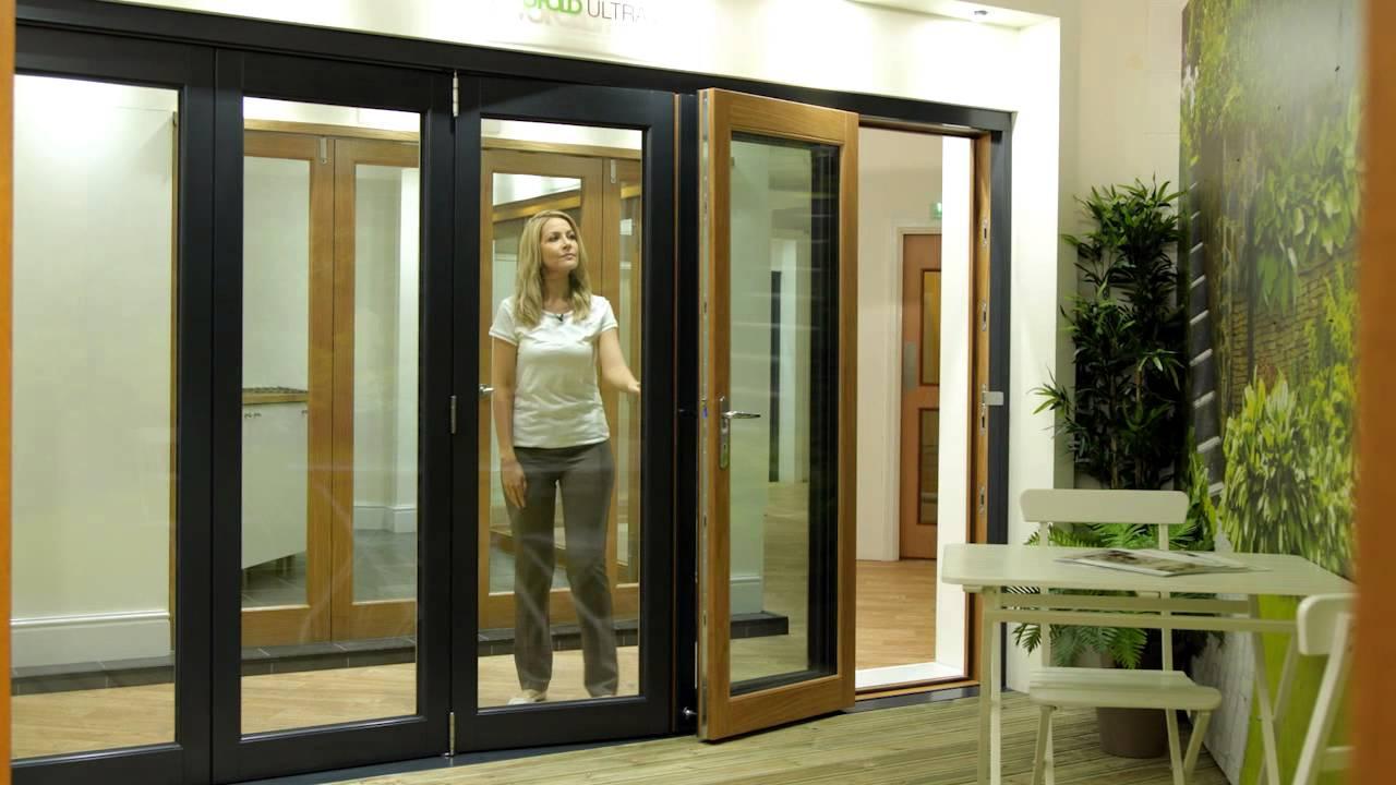 Bi Fold Doors Premium External Bifolding Doors