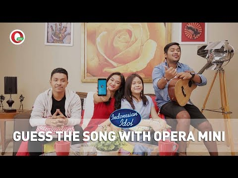 Idol by Opera   Guess The Song With Opera Mini