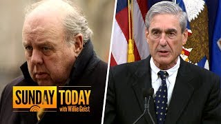 Trump's Attorney Calls For End to Mueller Investigation | Sunday TODAY