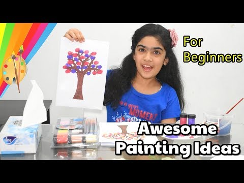 awesome-painting-ideas-for-kids-|-easy-painting-ideas-for-beginners-|-painting-hacks-i-kids-explorer