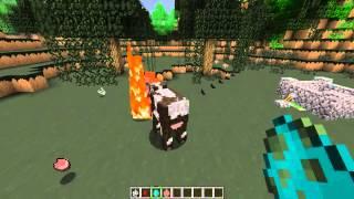 Minecraft PL Mody- Battle mobs(1.4.2) Wojownicze zwierzęta