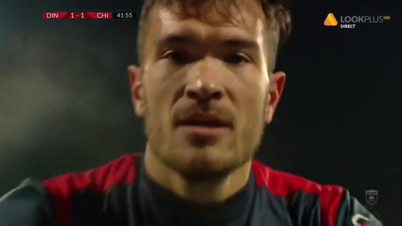 Benga egaleaza in Stefan cel Mare! Dinamo Bucuresti - Chindia Targoviste 1-1