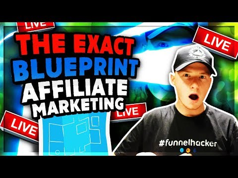 Full Time Affiliate Marketing Business From Scratch [EXACT BLUEPRINT] Live!