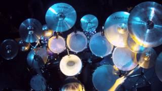 Klaudius Kryspin - Protocol (drumcover) Live in Holesov 2014