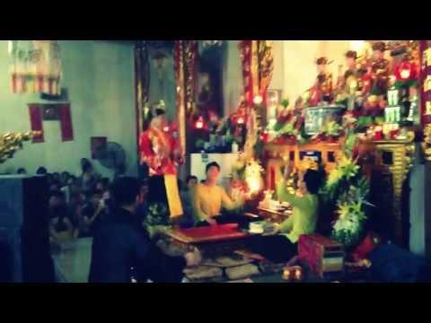 Mộc ân thanh đồng Phùng Minh Trí hầu giá Cô Bé tại Hưng Long 13/6