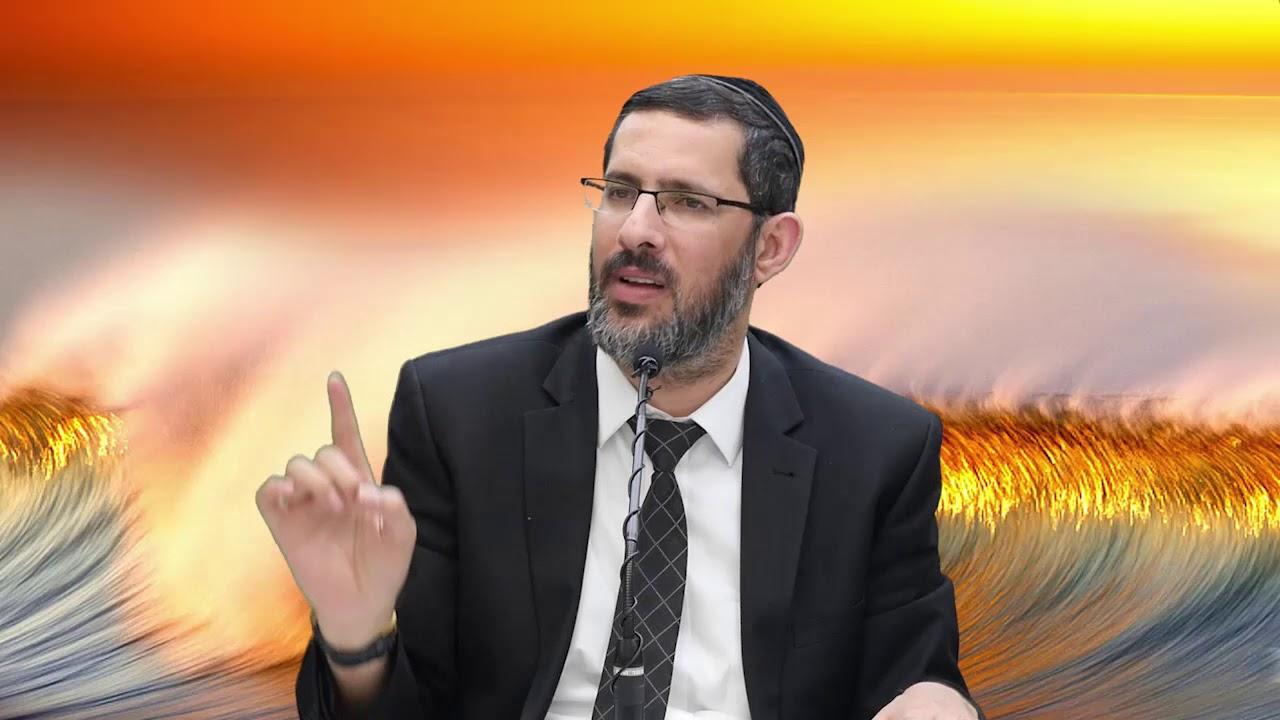 דוגמא אישית - הרב יוסף חיים גבאי HD