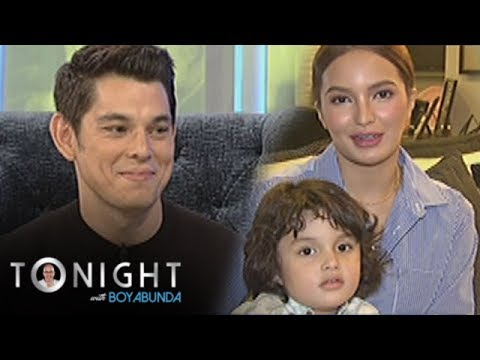 TWBA: Sarah and Zion's Father's day greeting to Richard