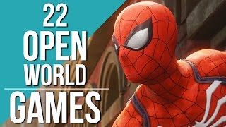 Top 22 BIGGEST Open World Games Releasing 2016 / 2017 | PS4 Xbox One PC Nintendo Switch