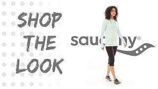 Shop The Look - Saucony Life On The Run | SportsShoes.com