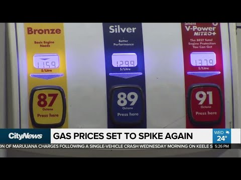 Business Report: Big Gas Price Hike Expected Thanks To Texas Storm