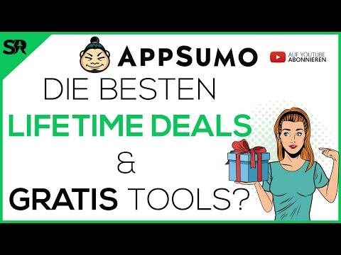Appsumo Erfahrungen - Die Besten Lifetime Deals Und [GRATIS] Tools (DEUTSCH)