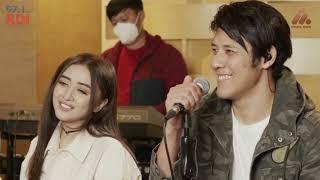 Papinka Ft. Maisaka - Hitungan Cinta (Livestream Performance)