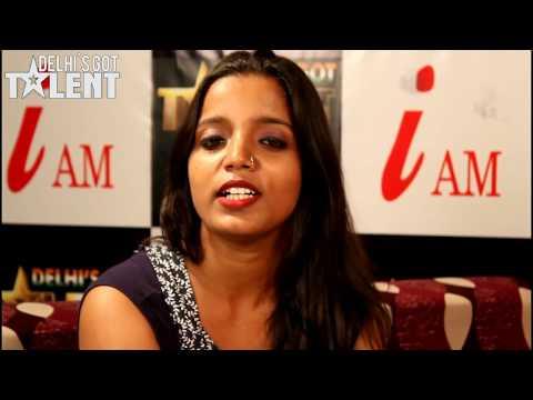 Pehle Sau Baar Idhar | Shweta | Delhi's Got talent...
