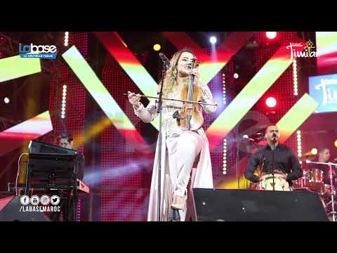 Zina Daoudia - Chedi Weldek Aliya | Timitar 2018 | زينة الداودية - شدي ولدك عليا
