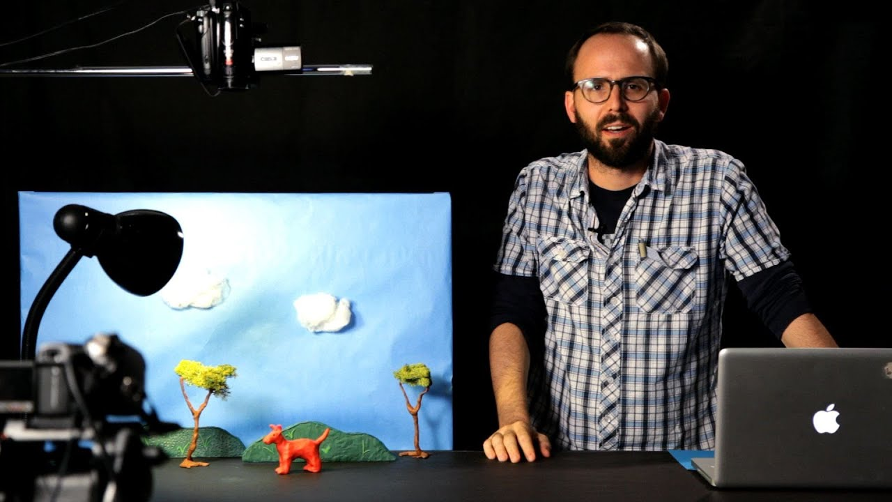 How to Do Stop Motion with Joe Vena | Stop Motion - YouTube