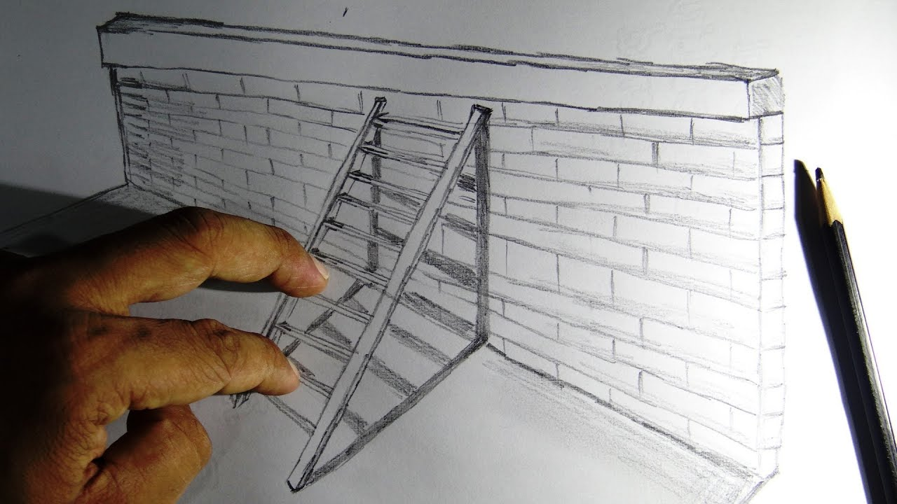 3d Drawing Youtube