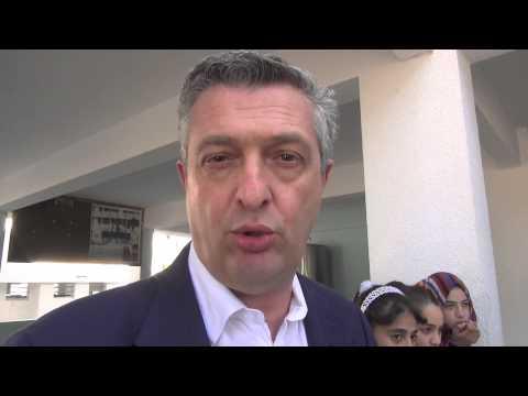 Intervista a Filippo Grandi, commissario generale Unrwa