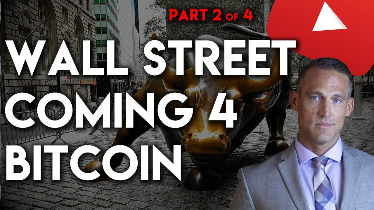 Wall Street is coming for Bitcoin, and they want to create more BTC from thin air.
