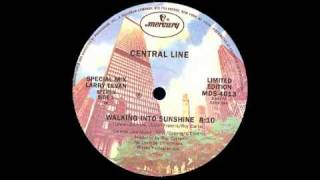 "Central Line - Walking Into Sunshine [12"" Limited Edition]"