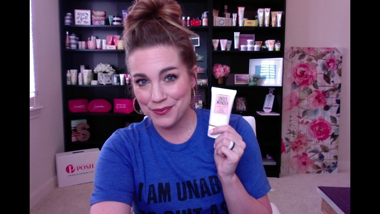 Under Wonder Primer Perfectly Posh Youtube