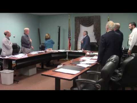 Champlain Town Board Meeting  11-14-17