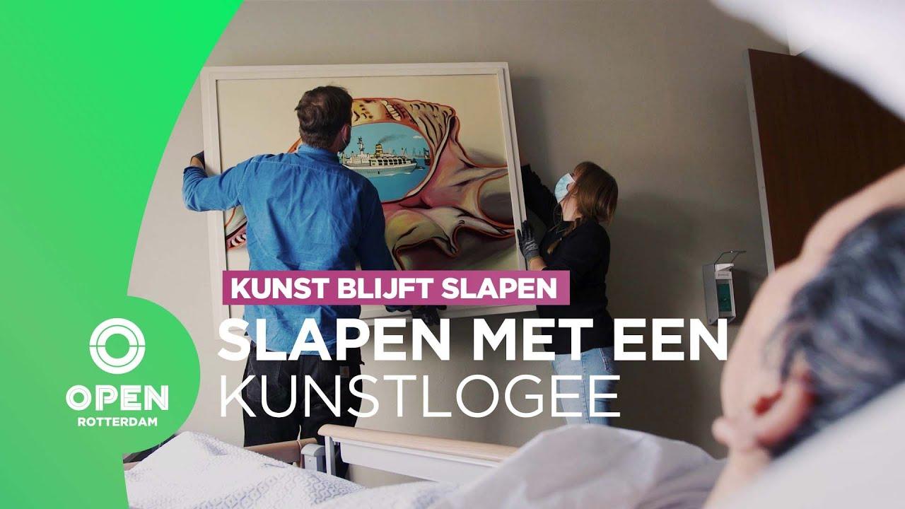 Download Kunst Blijft Slapen: Rotterdamse huishoudens krijgen kunstwerk te logeren