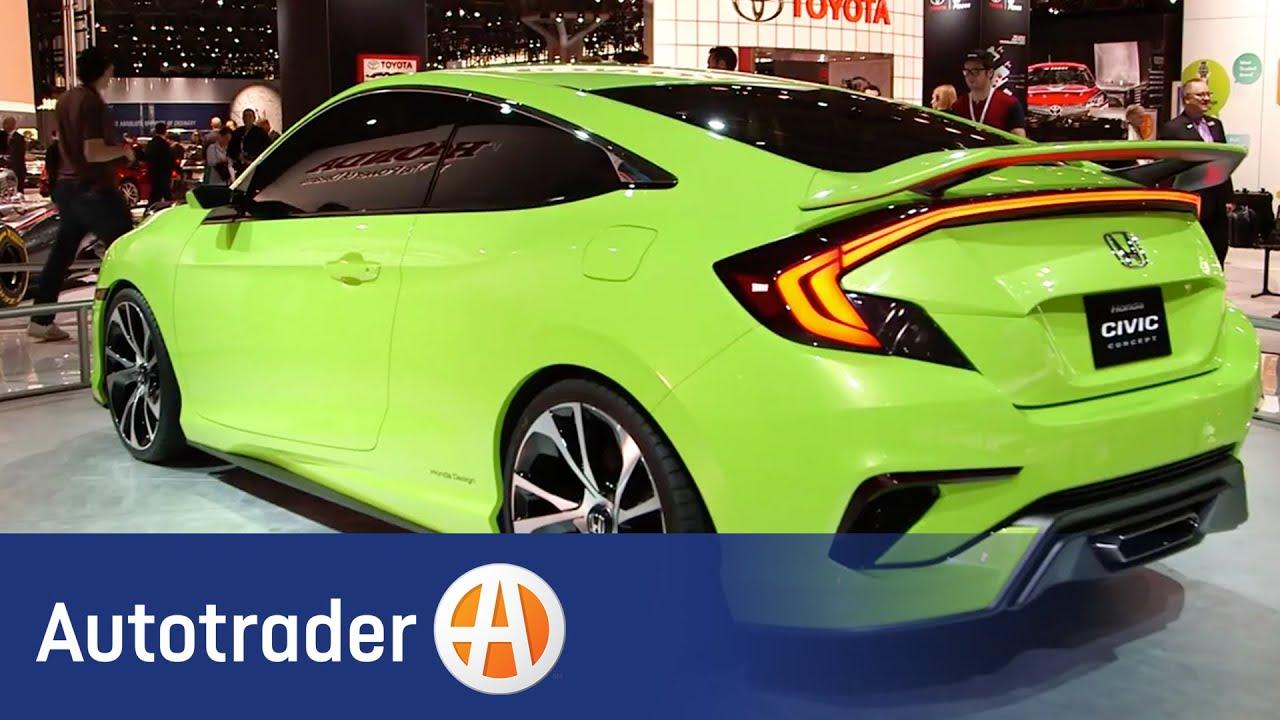honda civic autotrader   Best Cars Modified Dur A Flex
