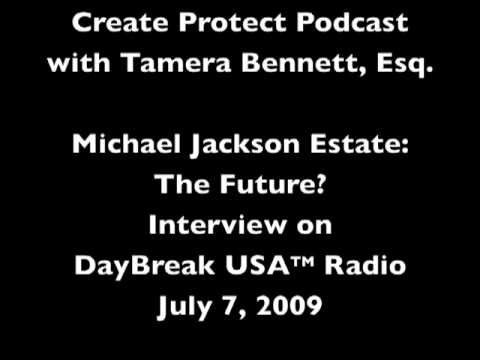 Create Protect Podcast:  Michael Jackson