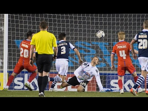 HIGHLIGHTS: Millwall 0 Wigan Athletic 0 - 01/03/2016