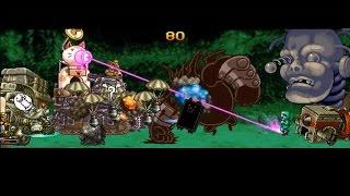 [HD]Metal slug defense. WIFI!  NEW UNITS  Deck!!! (1.35.0 ver)