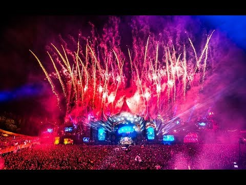 Martin Garrix & Loopers Game Over live @Tomorrowland 2017