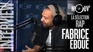 """FABRICE EBOUÉ : """"Je me pose la question du biopic de Pink Kalash"""" #SELECTIONRAP"""
