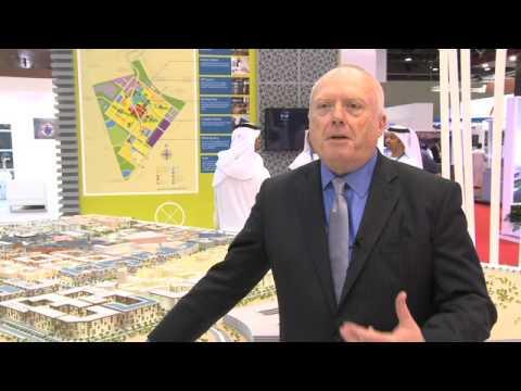 Masdar City at Cityscape Abu Dhabi 2014