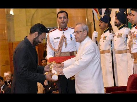 Padma Shri Awards 2016 | Ajay Devgn talks about winning