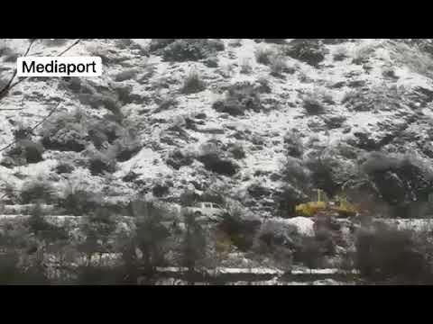 Տեսանյութ.Ադրբեջանցիները ասֆալտապատման աշխատանքն եր են սկսել Կապանի օդանավակայանի հարակից տարածքում․ «Մեդիապորտ»