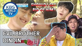 Compilation of Evil Brother Dindin [Editor's Picks / 2 Days & 1 Night Season 4]