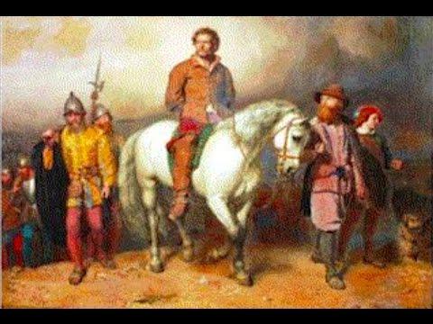 Scottish Border Legends..Kinmont Willie