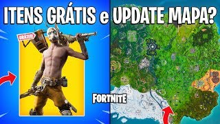 FORTNITE-FREE PACKAGE, UPDATE and MAJOR CHANGES?