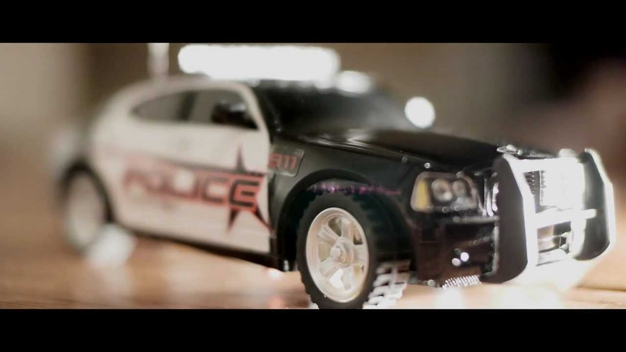 Dodge Charger V Police Car Uk