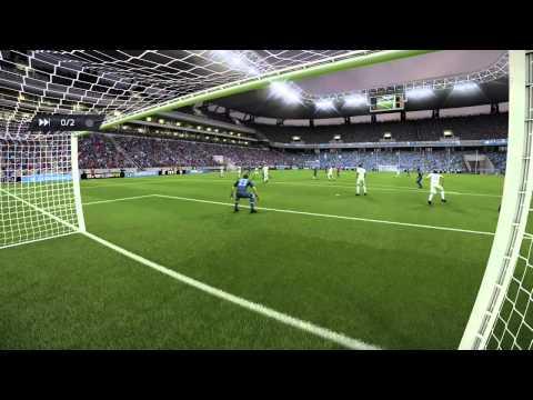 FIFA 15: Pro clubs