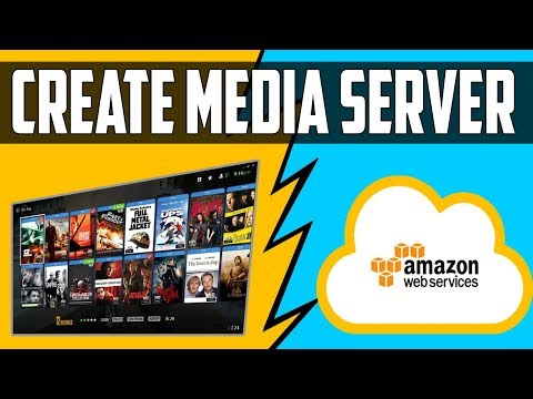 How To Create Your Own Media Server Like Netflix, Amazon Prime, Hotstar Using AWS