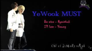 [Ringtone] YeWook MUST Be mine and I'll love