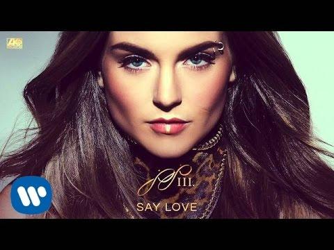 JoJo - Say Love [Official Audio]